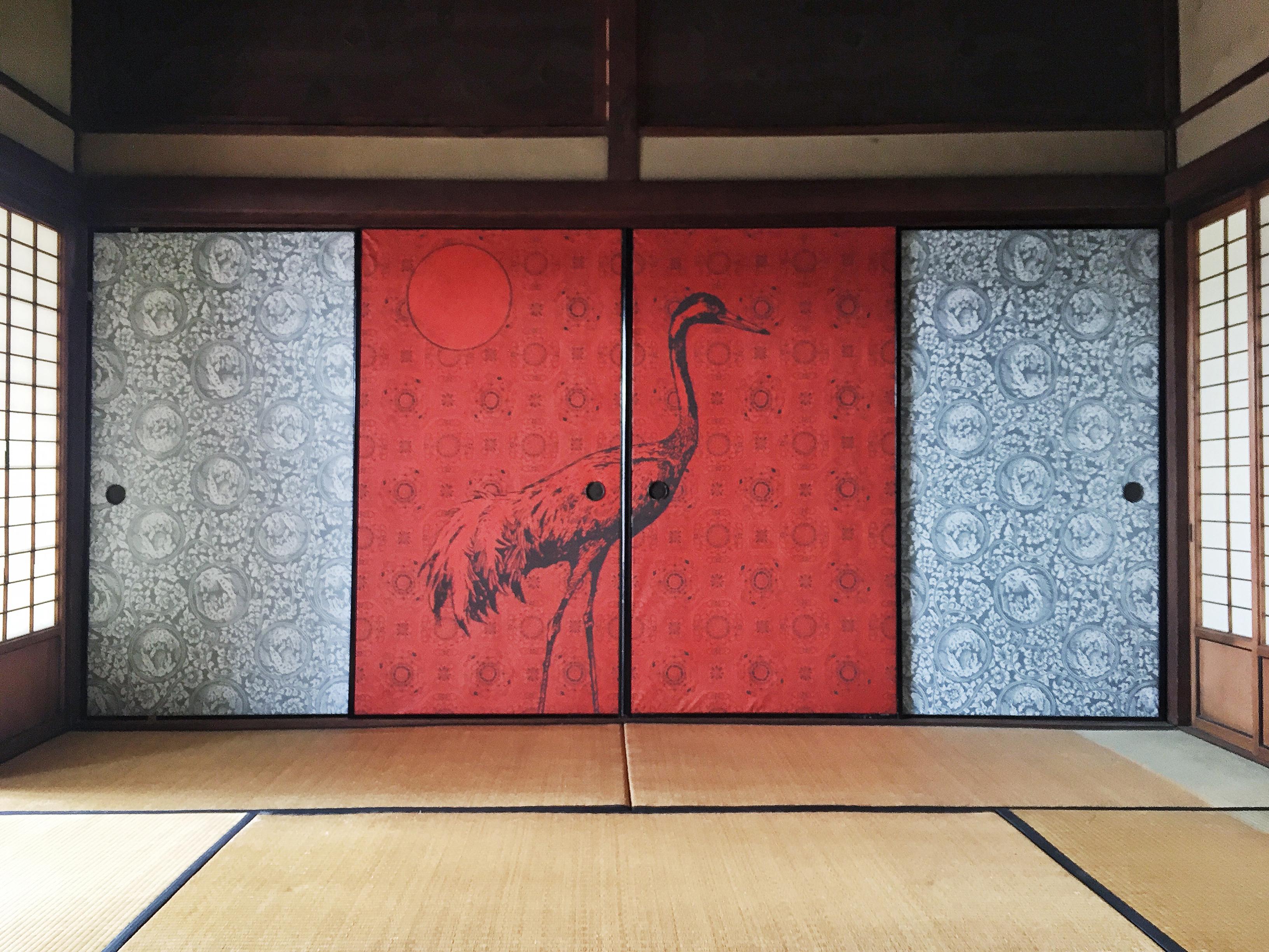 TSIKINITSURU SHU/SHISHIZIMON AINEZU