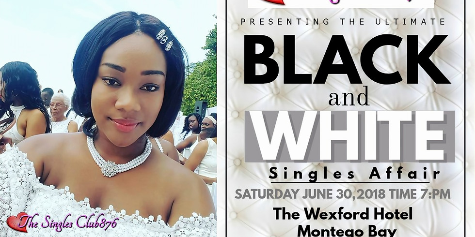 Black & White Singles Affair (1)