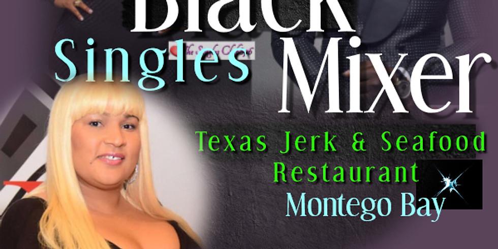 50 Shades Of Black Singles Mixer