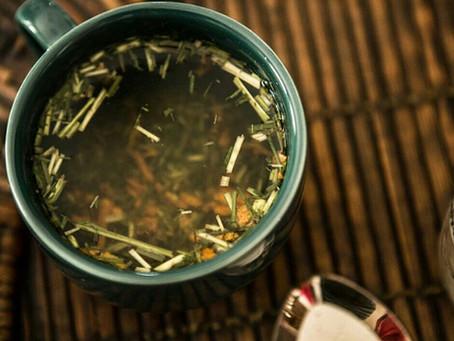 #1 da série: Coisas que não te contaram sobre chás.