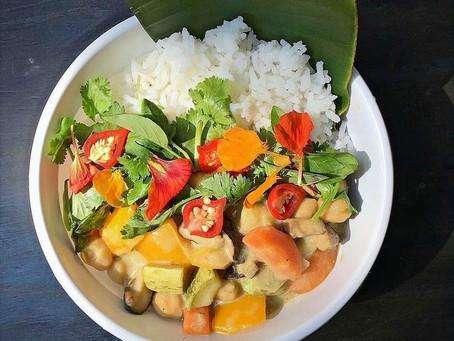 Curry veg de improviso