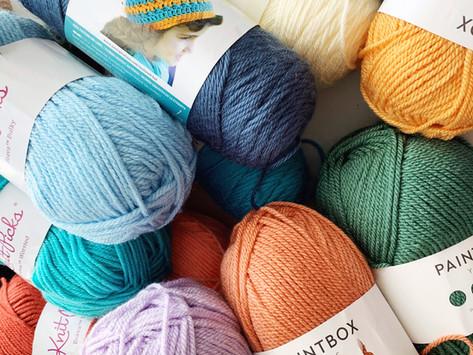 5 Favourite Yarns for Amigurumi