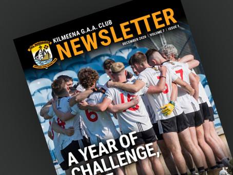 Kilmeena GAA Club 2020 Newsletter