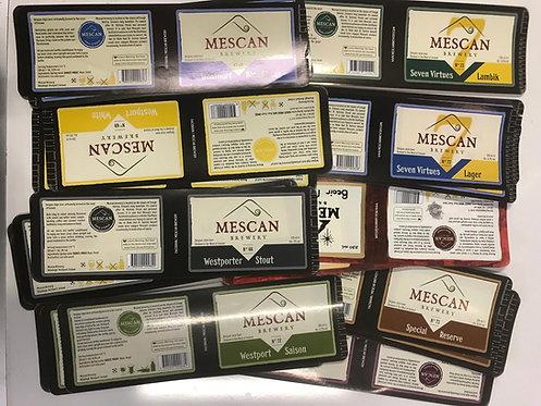 Mescan Labels