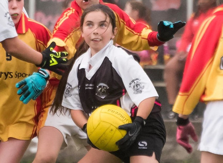 Kilmeena V Castlebar U12 Girls 2020-09-07
