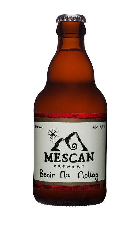 Beoir na Nollag (case of 12)