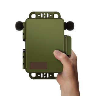 Example of ARUs that will be deployed in the field
