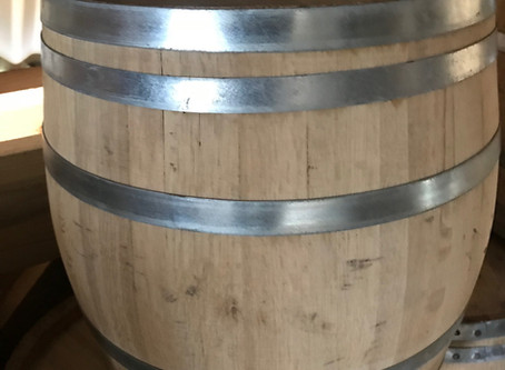 Barrels, different sizes, new and used