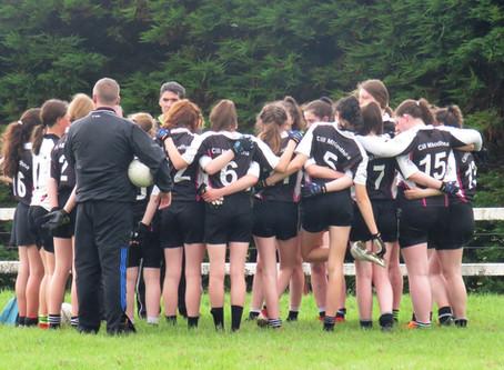 U16 Girls League: Kilmeena v. Carnacon