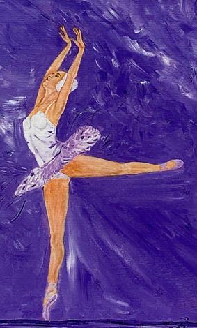 Prima Ballerina (P.O.A.)