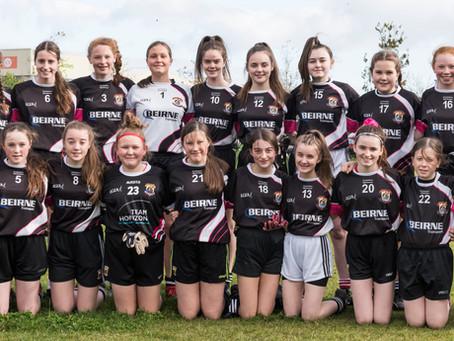 U14 Girls end-of-season review