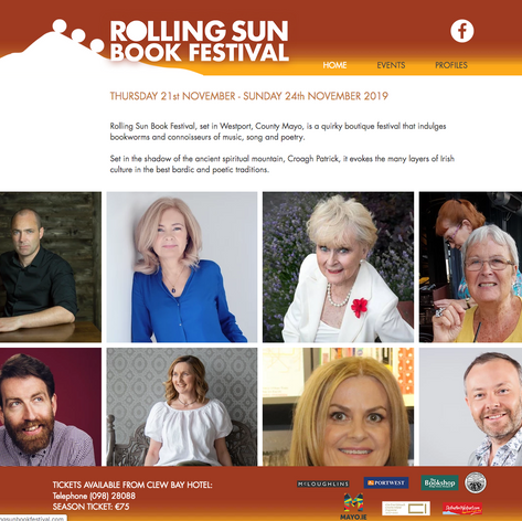 Rolling Sun Book Festival