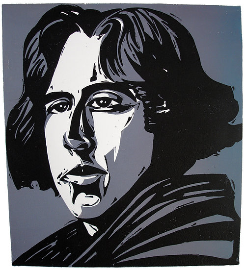 Oscar Wilde / Pack of 6 cards