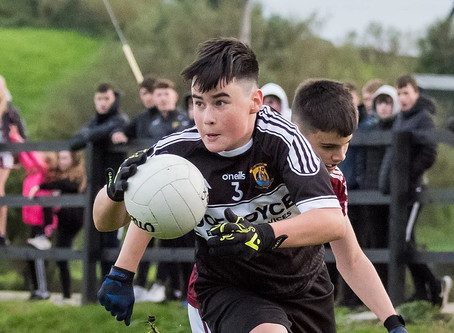 Kilmeena V Balla U-14 West Mayo B Championship Final 2020-09-10