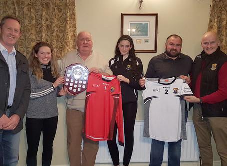 Thanks to the Feehan family for their generous sponsorship