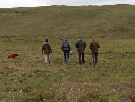 WAN team meet NPWS Divisional Ecologists to discuss results-based approaches to land use management