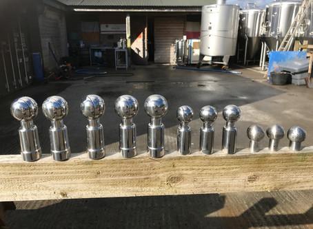Sprayballs, new