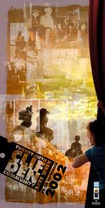 Clifden Arts Festival poster