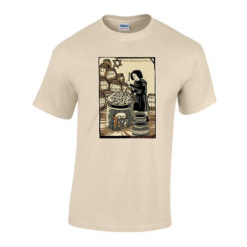 Mescan T-Shirt Sand Standard Fit