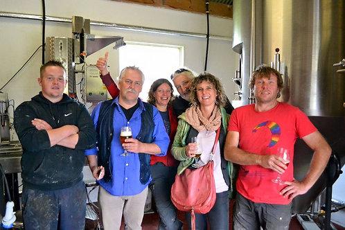 Mescan Brewery Tour