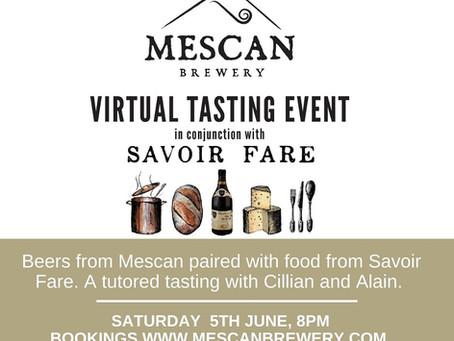 Tasting Mescan