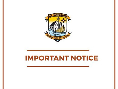 Club Statement regarding Club and Pitch Closure