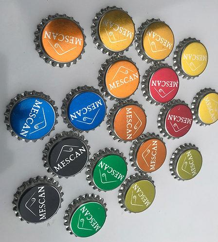 Mescan Bottle Caps