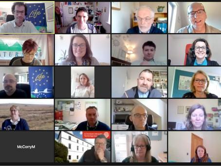 Wild Atlantic Nature project meeting