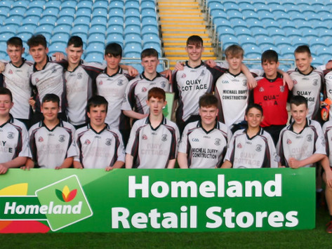 U16 end-of-season review