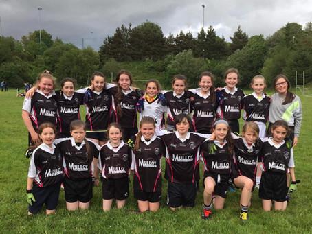 U12 Girls end-of-season review