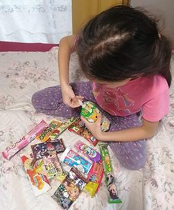 JBOX японская коробка сладости аниме из Японии Japan Connect