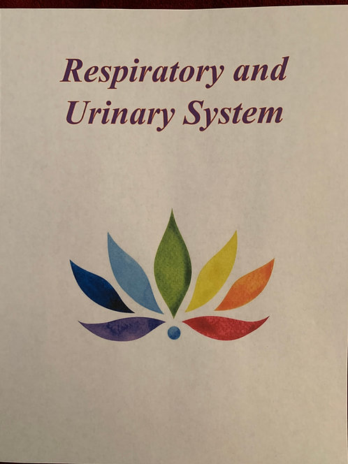 Respiratory System and Urinary