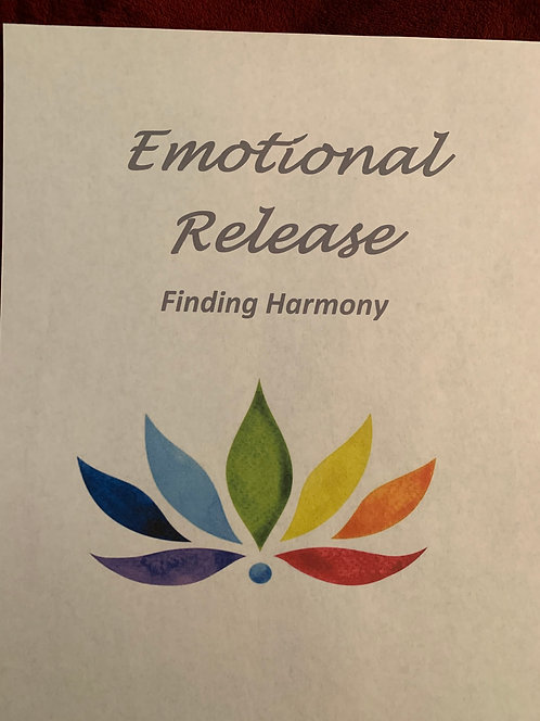 Emotional Release Finding Harmony