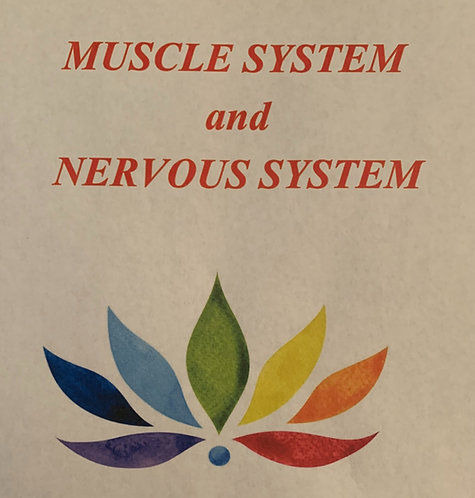 Muscular System and Nervous System