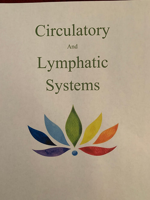 Circulatory and Lymphatic Systems