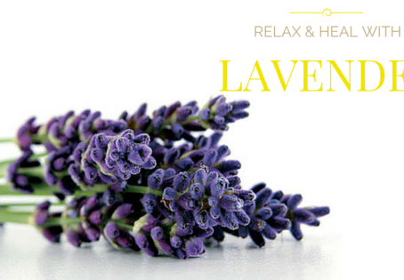 Relax & Heal with Lavender