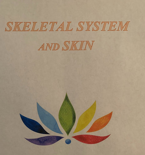 Skeletal System and Skin