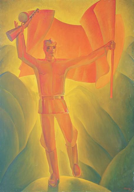 Вояк-ослободитель / Liberator soldier