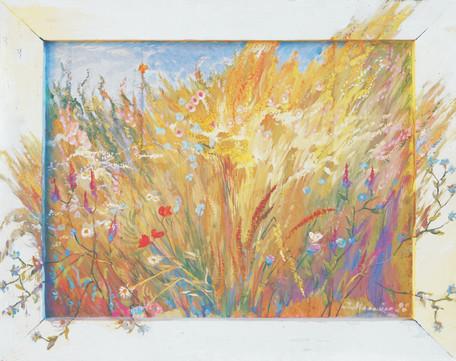 Пôльôві косиці / Meadow flowers