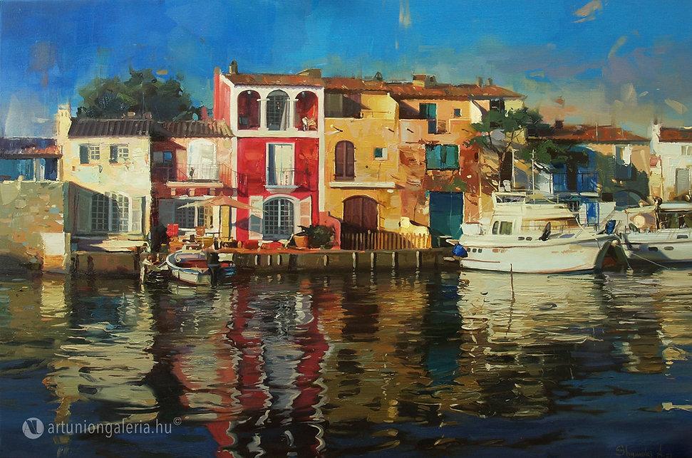 elado-festmeny-Shymski-Andre-festomuvesz-Mediterran-nyar-artunion-galeria-01019423
