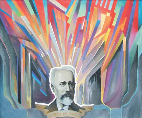 Музика П. Чайкôвського / P. Tchaikovsky's music