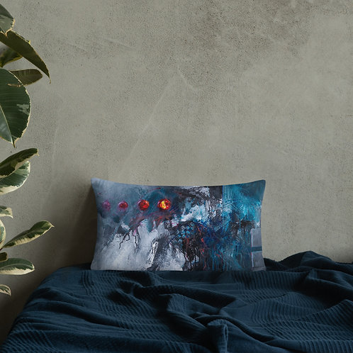 """""""GENESIS No. 260"""" / Basic Pillow"""