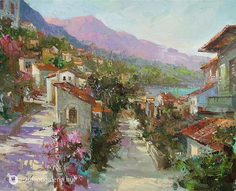 Tabaka-Tarasz-festőművész-festőművész-eladó-festmény