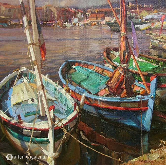 Eladó-festmények-Shymski-Andre-festőművész