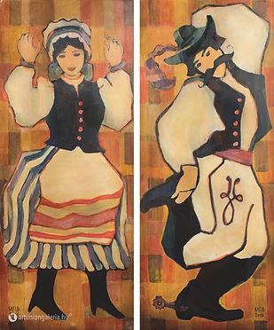 elado-festmeny-Manajlo-Prihogyko-Viktoria-festomuvesz-Csardas-artunion-galeria