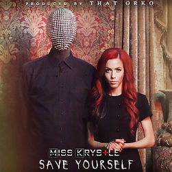 Miss krystle -Save yourself JPEG COVER.j