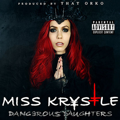 Dangerous Daughters Album Cover (PA) sma