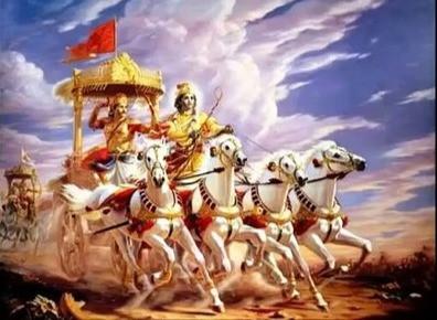 CONTEMPLATION ON BHAGAVAD GITA