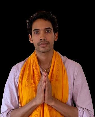 It's Trinidad Hanuman's blessings!