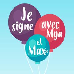 mya et max